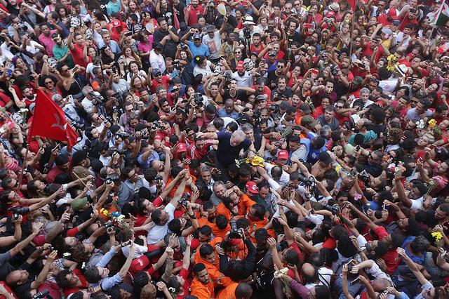 Solidarietà del Prc a Lula, al PT e a tutte le forze progressiste e democratiche brasiliane