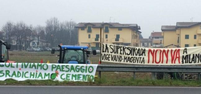 Superstrada Vigevano-Malpensa. Domenica il festival per opporsi