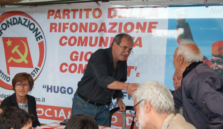 Programma 10^ festa di Rifondazione Comunista di Vigevano