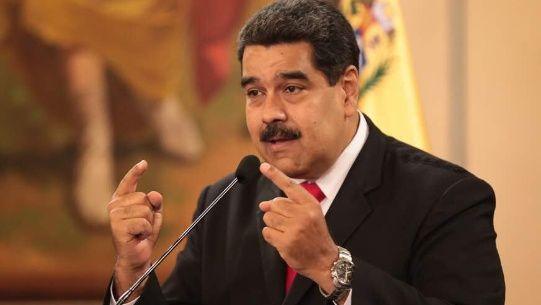 Condanniamo il vile attentato al Presidente Maduro