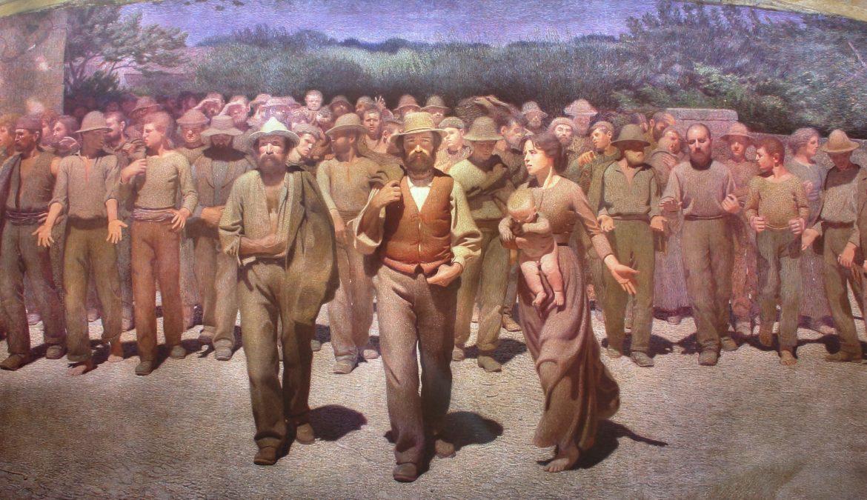 Volpedo celebra Pellizza. 1868 2018 – 150° dalla nascita di Giuseppe Pellizza da Volpedo