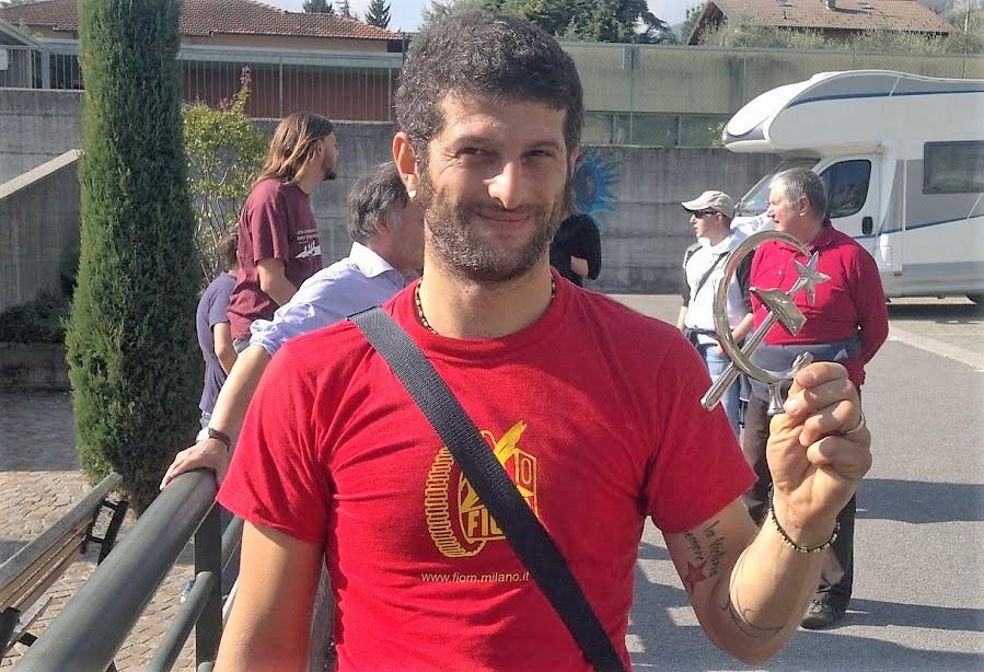 Antonello Patta: solidarietà a Fabrizio Baggi oggetto di intimidazioni fasciste